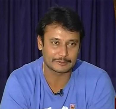 Kannada Movie Actor Darshan Thoogudeep   Nettv4u