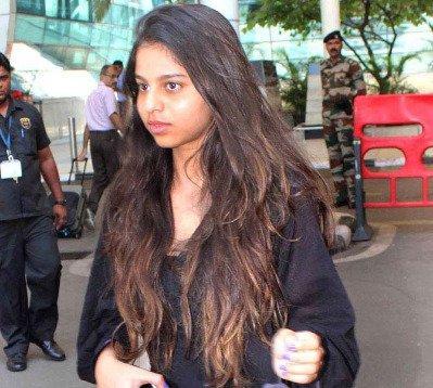 Karan Johar Spotted With Shahrukh's Daughter Suhana   Karan Johar