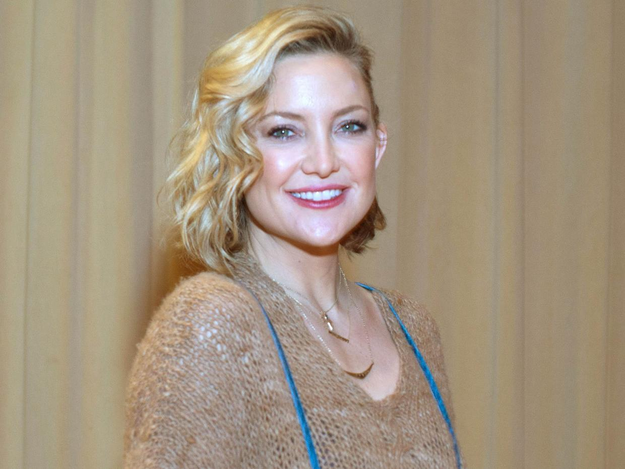 Kate Hudson On Girl Power, Childhood And Female Body