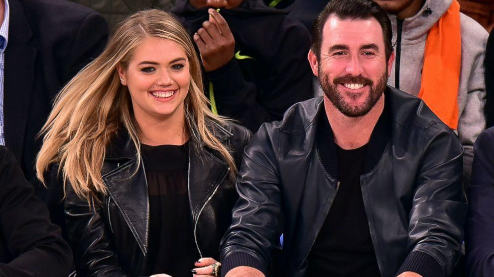 Kate Upton Is Engaged To MLB Pitcher Justin Verlander - ABC News