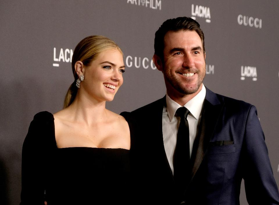 Kate Upton Is Livid Over Justin Verlander Not Winning Cy Young And