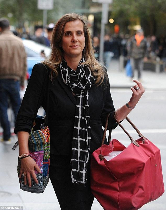 Kathy Jackson Allegedly Spent $340k Of Health Services Union Money