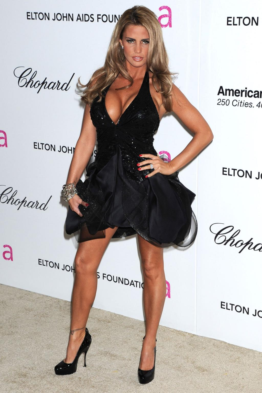 Katie Price: Celebrity Biography And Photo's On GLAMOUR.COM (Glamour