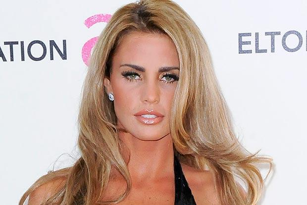 Katie Price: My Nightmare Birth Eight Weeks Early
