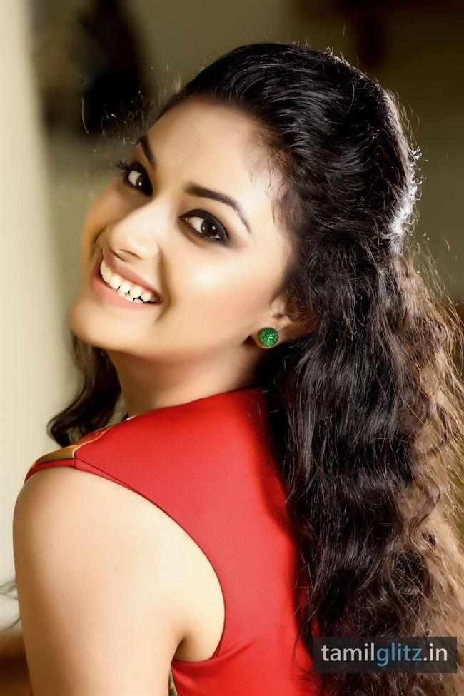 Keerthi Suresh Photos - HD Images - TamilGlitz
