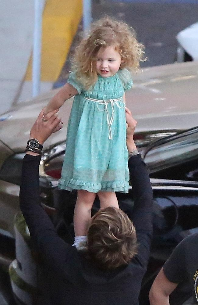 Keith Urban And Nicole Kidman's Daughter Faith Margaret Surprises