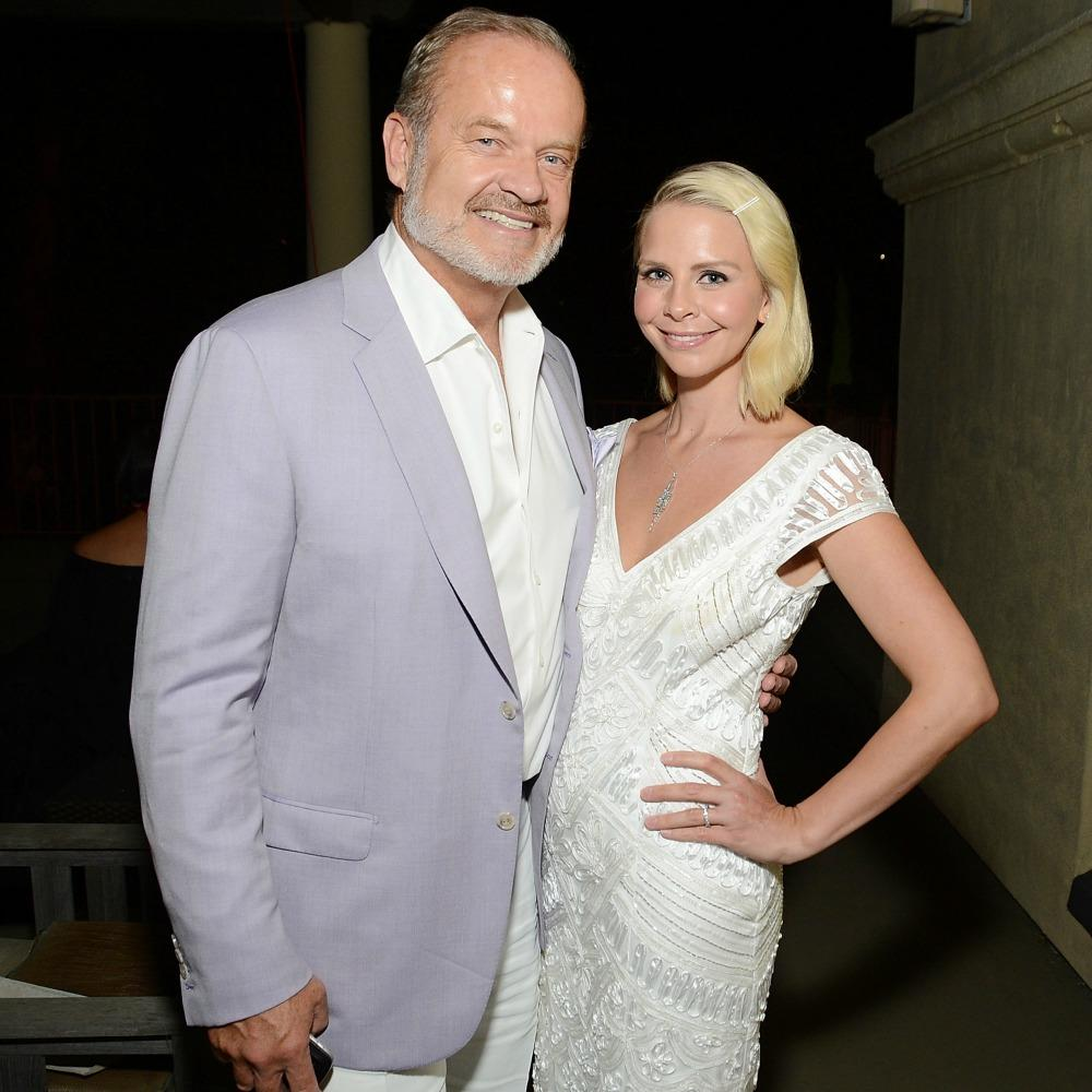 Kelsey Grammer Expecting Baby No. 3 With Wife Kayte Walsh! - Life