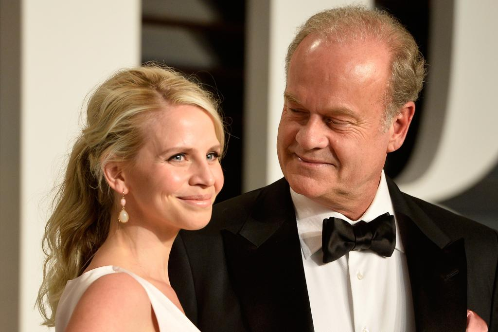 Kelsey Grammer, Kayte Walsh Expecting Baby: Report   Personal Space