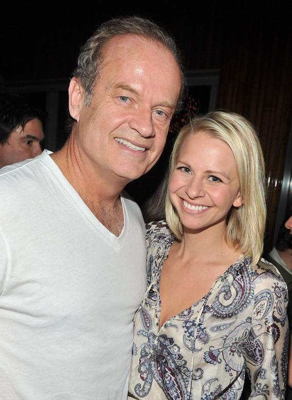 Kelsey Grammer Steps Out With Fiancee Kayte Walsh (PHOTOS)   HuffPost