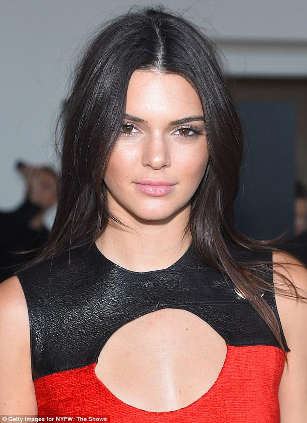 Kendall Jenner Reveals Her Acne Was So Bad She Couldn't Make Eye