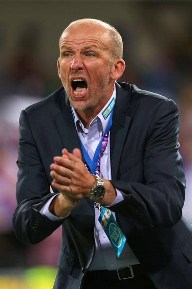 Kenny Lowe Pictures A-League Rd 23 - Perth V Melbourne -
