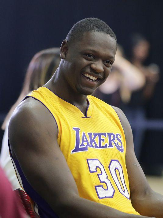 Kentucky Star Julius Randle Cleared For Los Angeles Lakers' Non