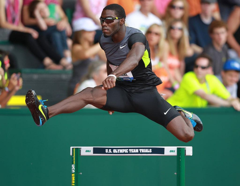 Kerron Clement   Get To Know The US Men's Track And Field Standouts