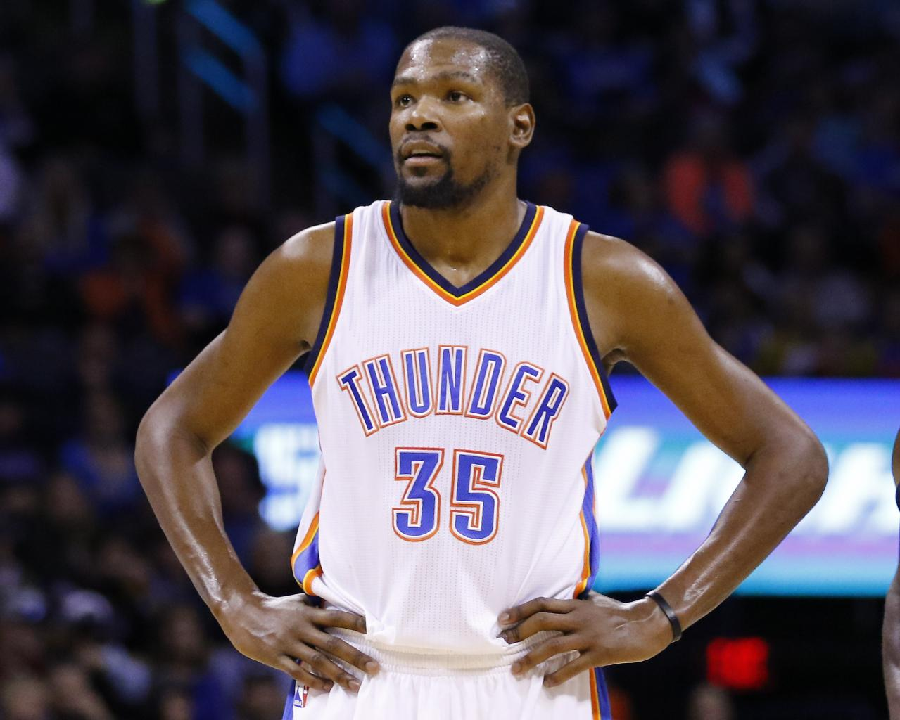 Kevin Durant's Mom Gets Movie: Lifetime's 'The Real MVP' Sets Cast