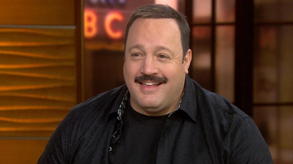 Kevin James And 'organic' Mustache Return In 'Paul Blart: Mall Cop 2