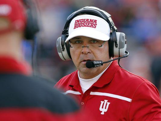 Kevin Wilson Says IU On 'solid Ground' After 6-year Contract