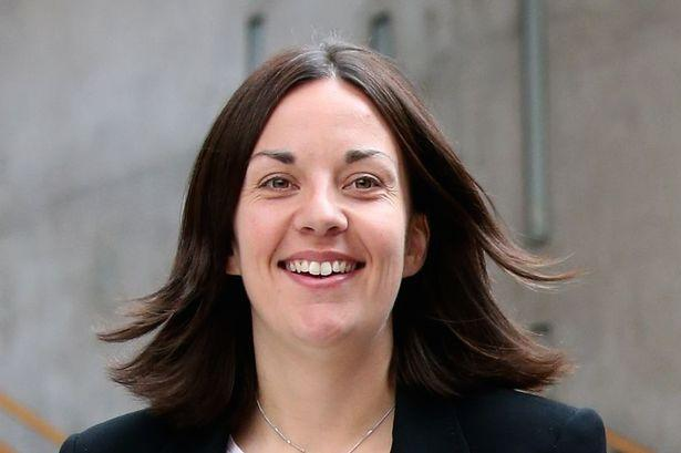 Kezia Dugdale: That Was Then, This Is Now.. I'm Ready To Lead