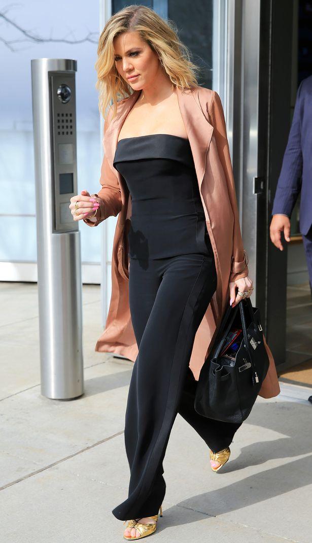 Khloe Kardashian Admits She's