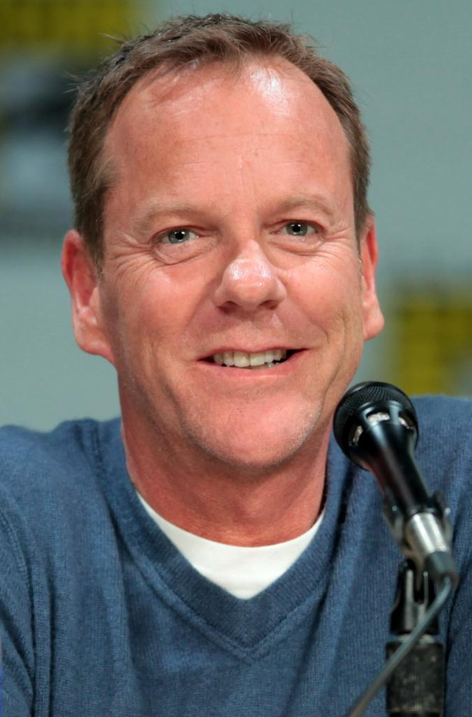 Kiefer Sutherland - Wikipedia, The Free Encyclopedia