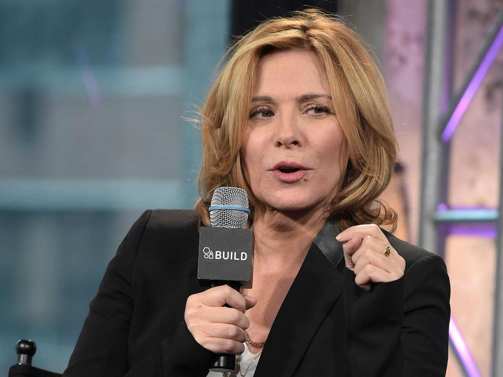 Kim Cattrall Claims Sex And The City Was The Reason Her Marriage