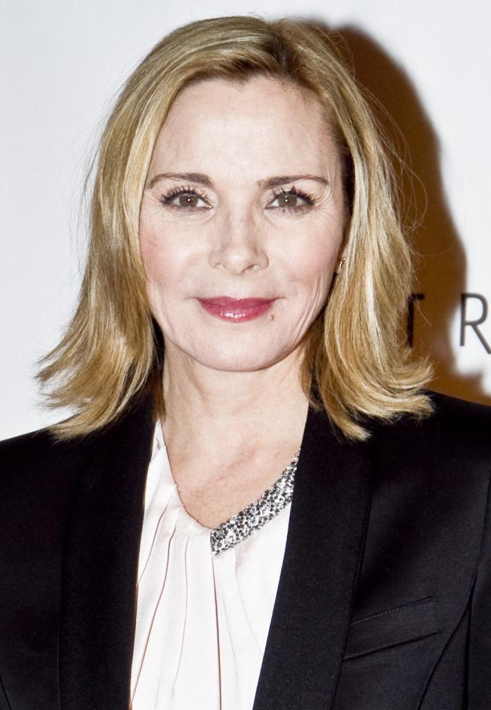 Kim Cattrall - Wikipedia