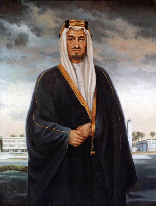 King Faisal   The Art Of Joseph Wallace King   Vinciata