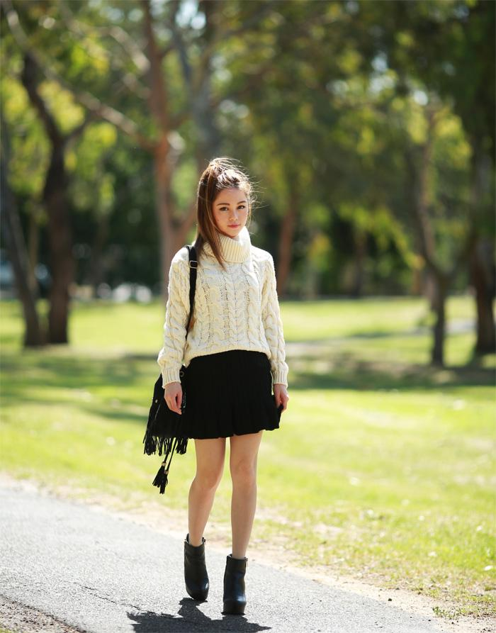Knitted Out - Chloe Ting - Melbourne Australia Fashion & Lifestyle