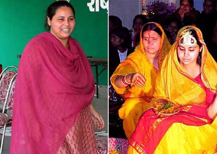 Know About Lalu's Daughter Misa Bharti Who Will Contest LS Elections