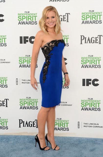 Kristen Bell Height Weight Body Statistics Trivia - Healthy Celeb