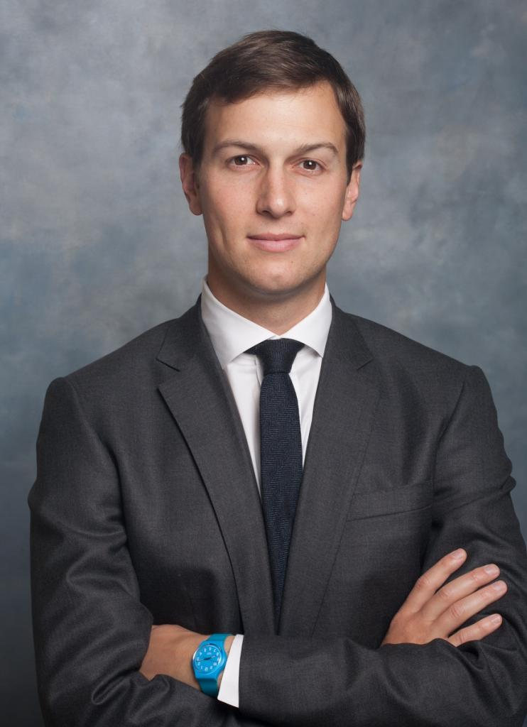 Kushner Makes His Own Name   Multifamily Executive Magazine