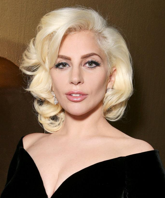 Lady Gaga Transformed Her Look For Barneys New York's Latest Ad