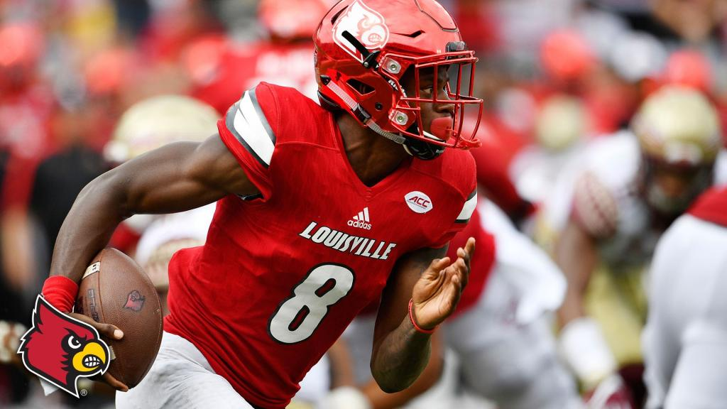 Lamar Jackson Best Plays Vs. FSU: Cardinals QB Makes Heisman