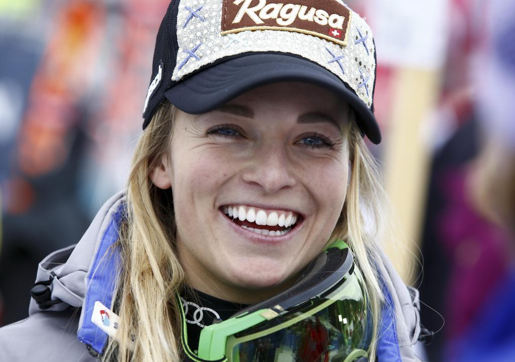 Lara Gut Wins Super-G World Cup Race, Vonn 3rd   The Spokesman-Review