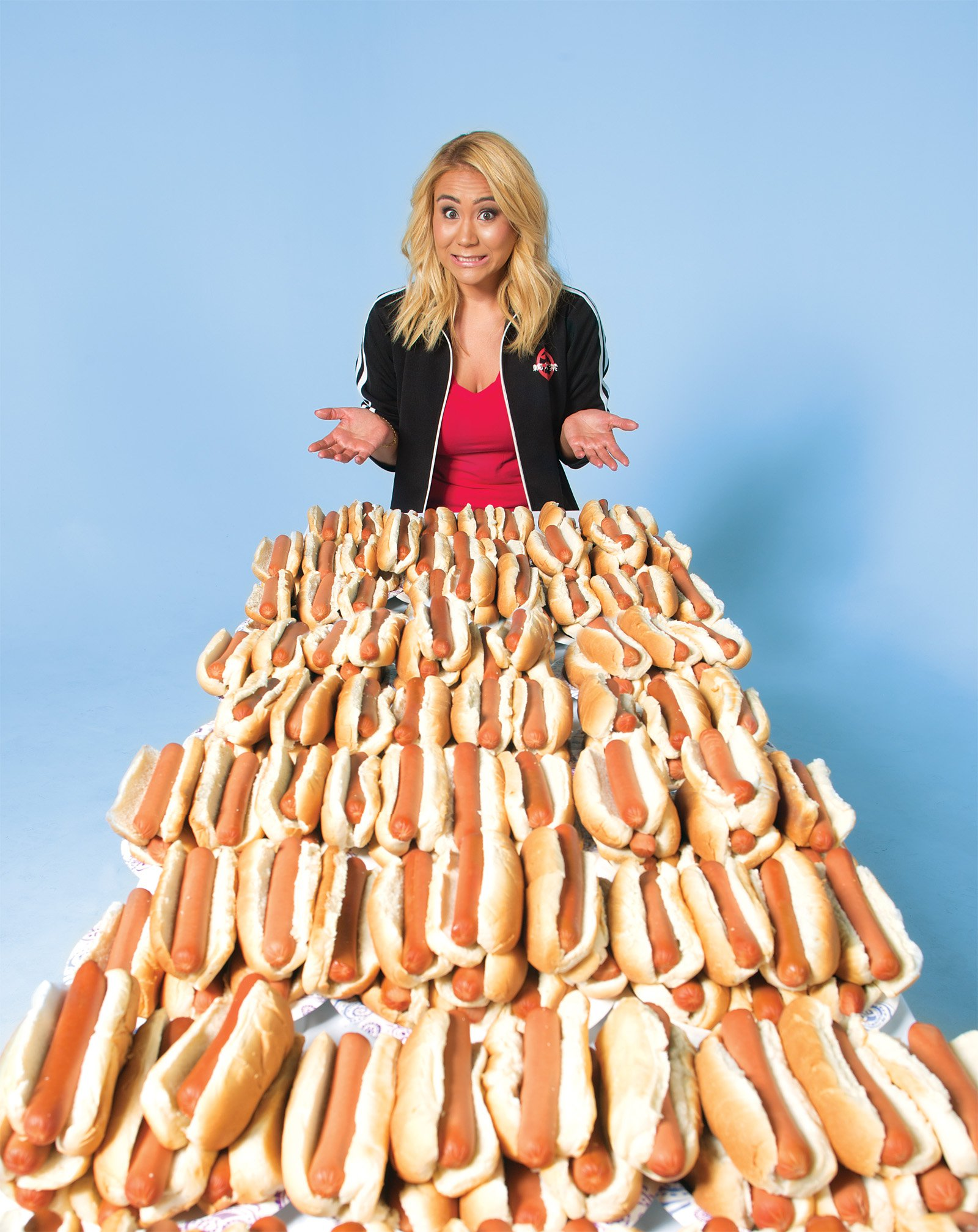 Las Vegan Miki Sudo Takes Top Honors At The Nathan's Famous Hot