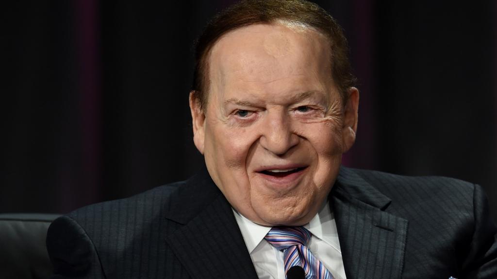 Las Vegas Sands' Sheldon Gary Adelson: Still Making Big Bets