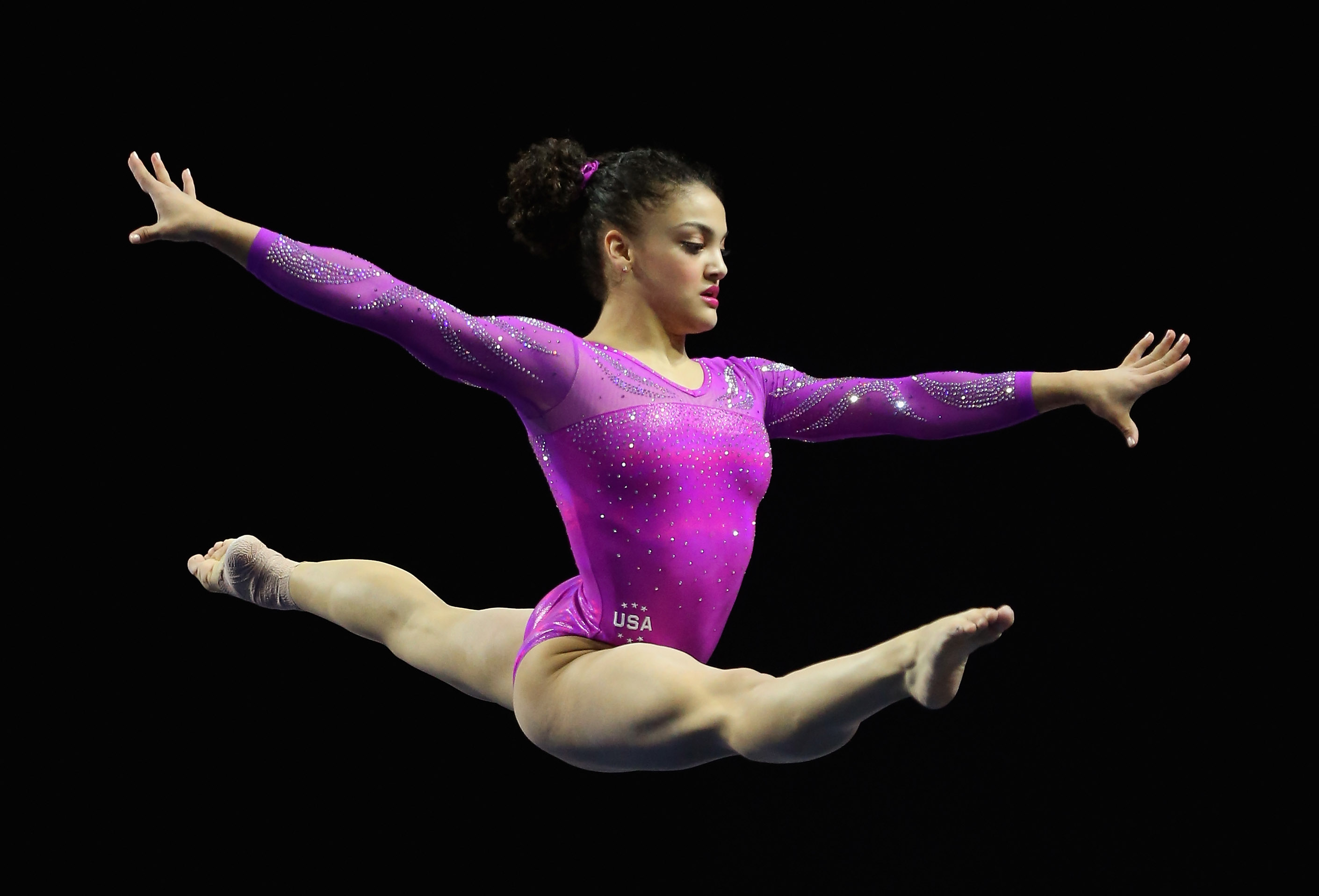 Latina Gymnast Laurie Hernandez Qualifies For The Rio Olympics