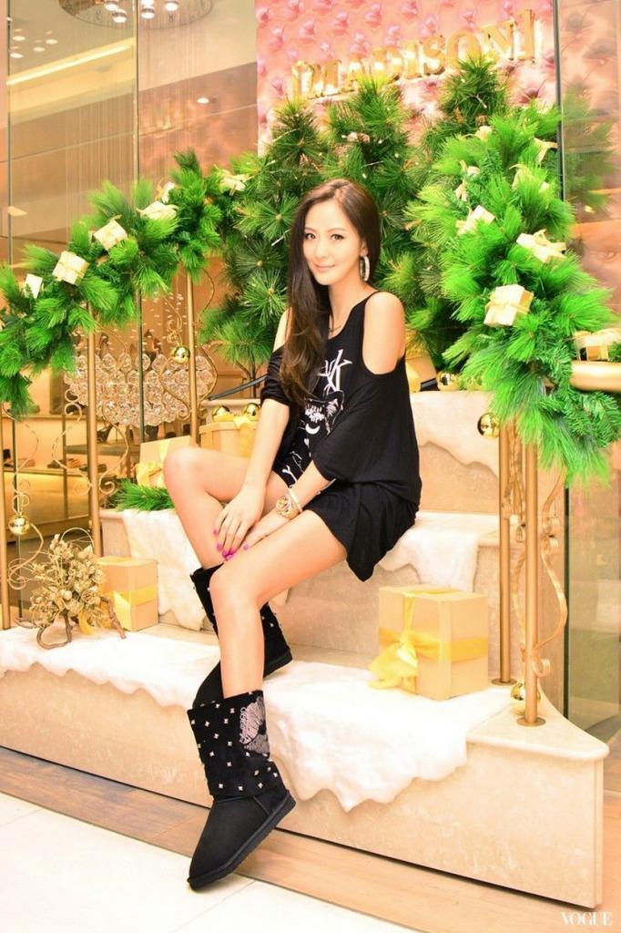 Lauren Moshi The Blog: Vogue Taiwan Features Lauren Moshi