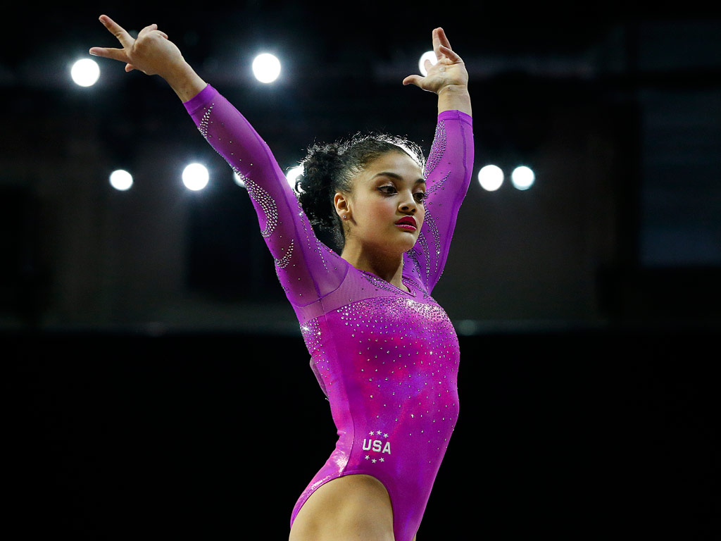 Laurie Hernandez: Get To Know Team USA Gymnastics' Rising Star