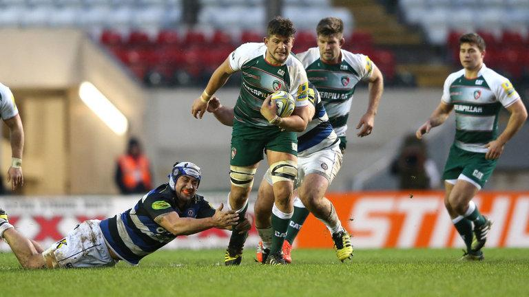 Leicester Tigers Flanker Mike WIlliams May Miss Rest Of Season
