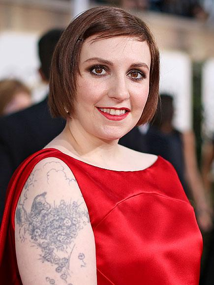 Lena Dunham   HD Wallpapers HD Pics