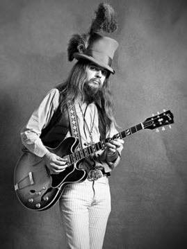 Leon Russell   Jeff Meshel's World