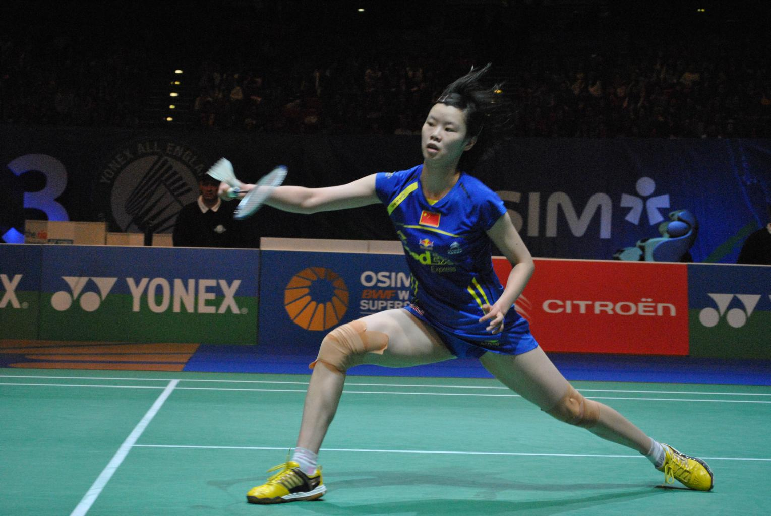 Li Xuerui Archives - Yonex All England Open Badminton Championships