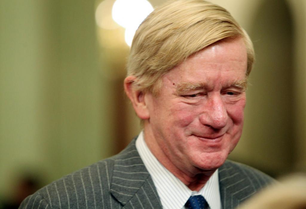 Libertarian Gary Johnson To Name Ex-Mass. Gov William Weld Running