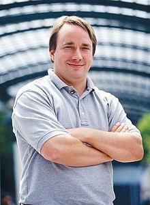 Linus Torvalds - Wikipedia