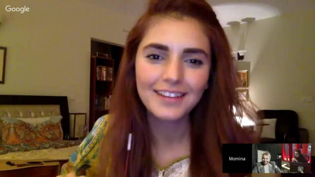 LIVE With Ali Khan And Momina Mustehsan - YouTube
