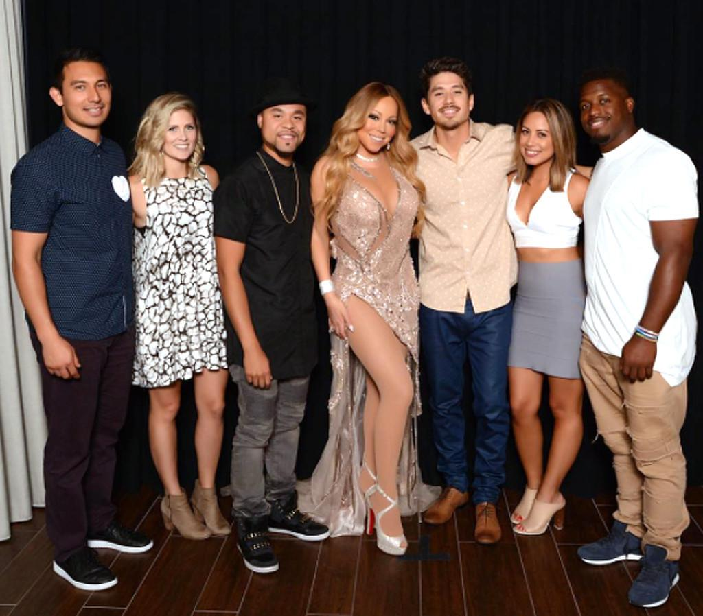 Look Back At Mariah Carey's Relationship With Backup Dancer Bryan