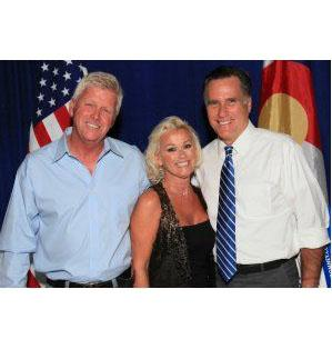 Lorrie Morgan Kicks Off Romney Presidential Rally - Music News