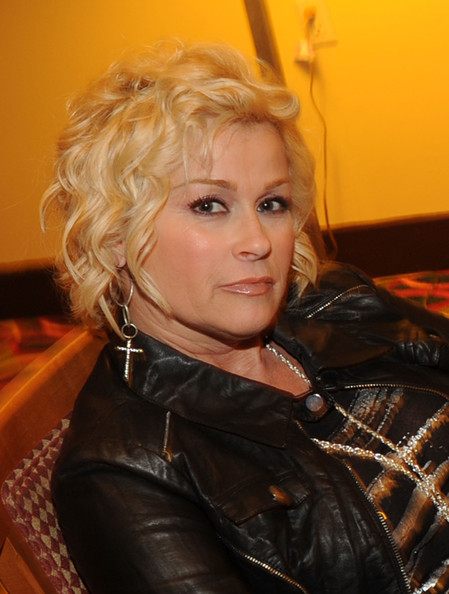 Lorrie Morgan Pictures - Lorrie Morgan Introduces Her Son Jesse