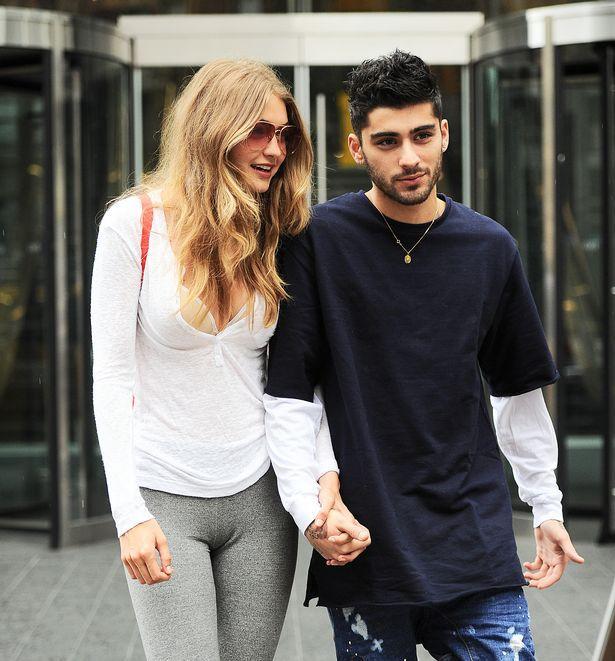 Lovebirds Gigi Hadid And Zayn Malik Look Absolutely Smitten As