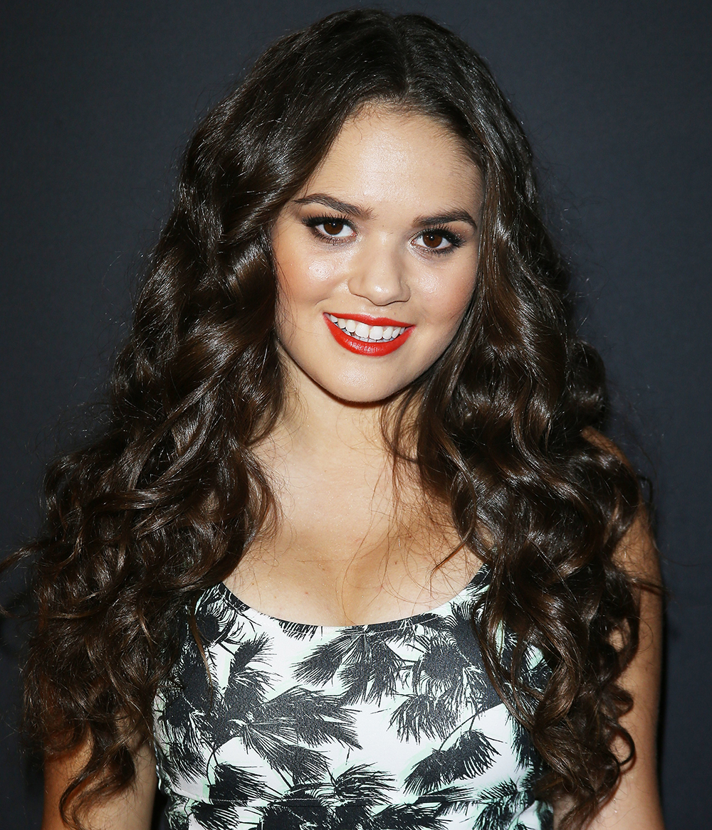 Madison Pettis' Secret Boyfriend Is Garrett Backstrom? - J-14
